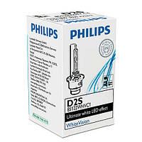 Ксенон D2S Philips Xenon WhiteVision  85122WHVC1 35W 5000К