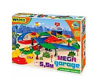 Игровой набор Мега Гараж Wader 53130
