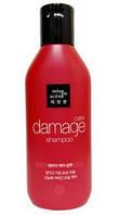 Восстанавливающий шампунь для тусклых и окрашенных волос MISE EN SCENE Damage Care
