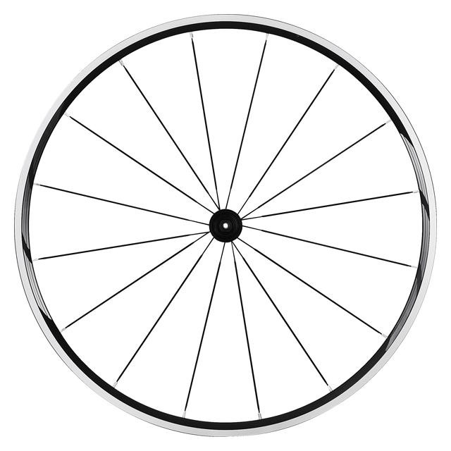 SHIMANO   WH-RS21 wheelset black