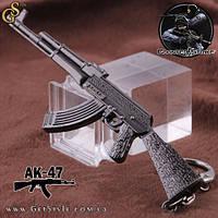 "Брелок автомата Калашникова из CS - ""AK-47"""