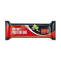 Заменитель питания ActivLab high whey protein bar черная смородина (80 g)