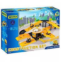 Игровой набор Wader Kid Cars Строительная площадка 53340