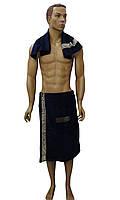 Набор для сауны (мужской) № 032 Nusa