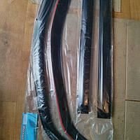Дефлекторы окон (ветровики) на Дача Логан с 06-12 универсал (клеющие).