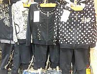 Детские трикотажные костюмы для девочек 3-4-5-6 лет  S1956