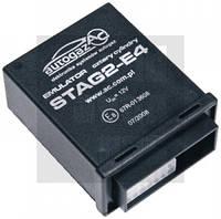 Эмулятор AC Stag2-E4, 4 цилиндра, разъем EUROPA/BOSCH