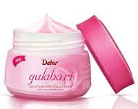 Крем  для лица с маслом розы  (Дабур Гулабари , Dabur Gulabari Saffron&Turmeric Cold Cream) 55 мл