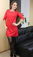 Платье женское с аксессуаром