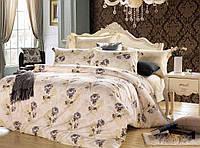 Комплект постельного белья  Bella Villa сатин евро В-0006