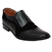 Мужские туфли орыгинал с натуральной кожи + замш