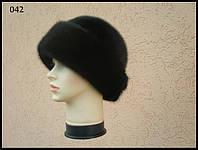 Шляпка норковая женская