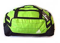 Большая, яркая спортивная сумка Аdidas. Вместительная дорожная сумка. Практичная в использовании. Код: КЕ557