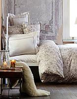 Постельное белье Karaca Home сатин Almond евро