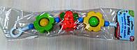 Лента-растяжка на коляску Слоненок  616