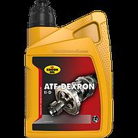 Трансмиссионное масло KROON OIL ATF Dexron II-D  для коробки автомат 1л.KL01208