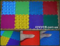 Ортопедический коврик для детей (набор из 8 шт)