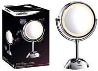 Зеркало косметическое с подсветкой Babyliss 8438E