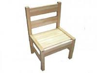 Детский деревянный стульчик для детского сада разборной 171987 Дерево
