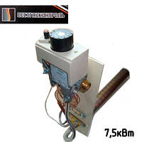 Газогорелочное устройство ВЕСТГАЗКОНТРОЛЬ кВт: 7,5 (парапетный) с автоматикой 630 EUROSIT