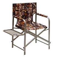 Складной стул с подставкой Лес