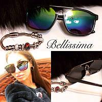Женские солнцезащитные очки-хамелеон с квадратной оправой x-431689