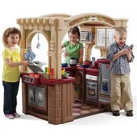 Интерактивная детская кухня с грилем Maxi 8214