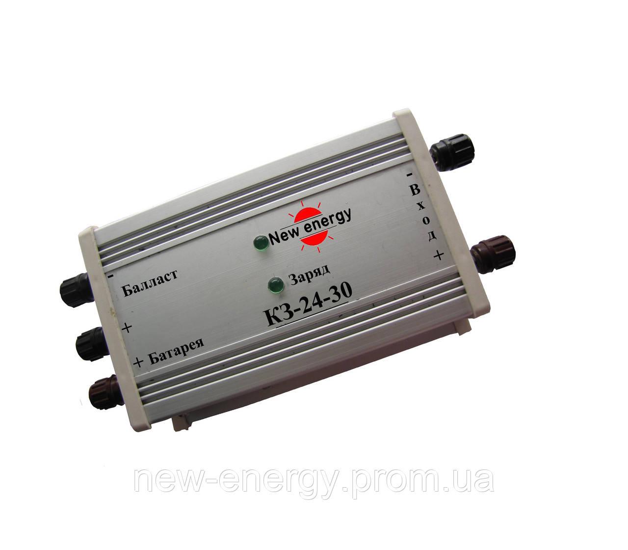 схема ветрогенератора и контроллера