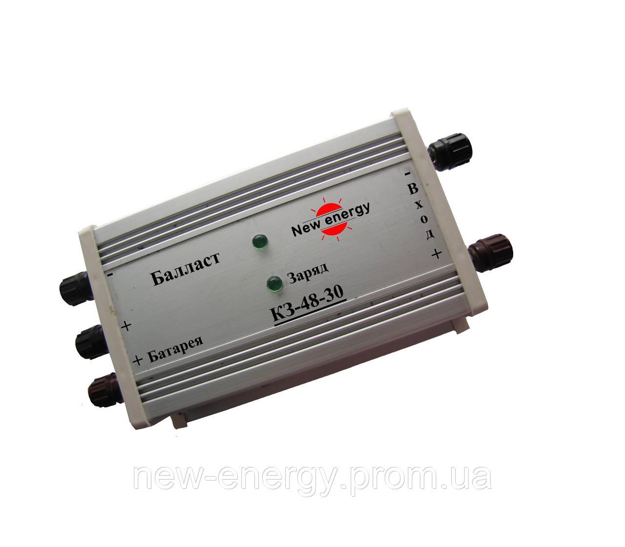 Контроллер заряда для ветрогенератора