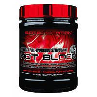 Предтренировочник Scitec Nutrition Hot Blood 3.0 (300 g)