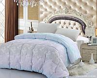 Одеяло бамбук-лаванда двуспальное Евро Diodao