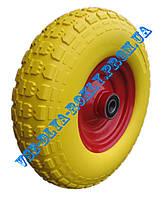 Колесо для тачки 3.50-6/204 пенополиуретановое