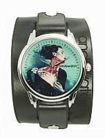 Часы ANDYWATCH наручные мужские Девушка с мышцами