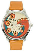 Часы ANDYWATCH наручные мужские Велосипеды