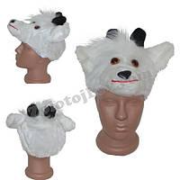 Карнавальная маска Козленка
