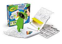 Набор для рисования, проектор Crayola Sketch Wizard