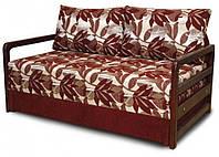 Выкатной диван Валенсия-2 160 с подлокотниками