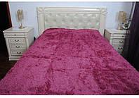 Двустороннее покрывало-плед на кровать 220 х 240 см