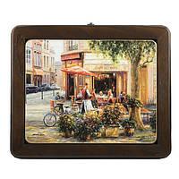 Картина ТМ Decor Romano в раме из дерева 55х45 см. Артикул: cafe2/4