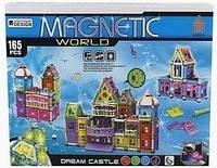 Магнитный конструктор 3D Волшебный замок AQ-300