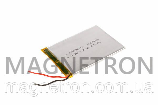 Аккумуляторная батарея 2100mAh для планшетов Bravis 326080-18, фото 2