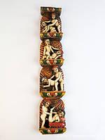 Фигурка Деревянная Резная Панно Камасутра n22702