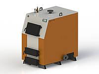 Твердотопливный котел Kotlant КВ 100. С электронной автоматикой и вентилятором.