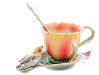 FM-83/ 5 Чайная пара ''Тюльпаны'' (Pavone)