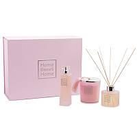 Набор парфюмированный для дома с цветочным ароматом AMBER ROMANCE-2 Home Sweet Home