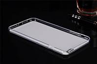 Чехол (силиконовая накладка) для телефона Apple iPhone 6 прозрачный