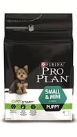 Pro Plan (Про План) Puppy Small and mini Breed 700гр - корм для щенков малых пород c курицей