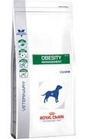 Royal Canin (Роял Канин) Obesity dog DP34 1,5кг Диета для собак при ожирении (стадия 1)