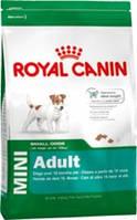 Royal Canin (Роял Канин) Mini Adult 8кг корм для взрослых собак мелких пород от 10 мес до 8 лет