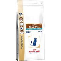 Royal Canin Gastro Intestinal Moderate Calorie GIM35 400г- Диета для кошек при нарушении пищеварения